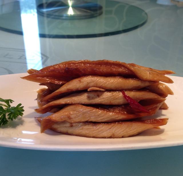 酱萝卜 at 张生记 on #foodmento http://foodmento.com/place/1595