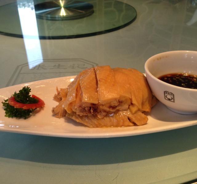 白切鸡 at 张生记 on #foodmento http://foodmento.com/place/1595