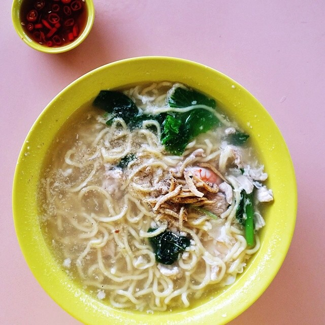 Sheng Mian at Kebun Bahru Market & Food Centre on #foodmento http://foodmento.com/place/3907
