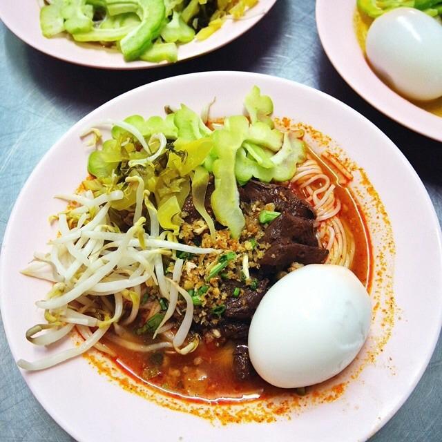 Thai style Laksa at Khanom chin namya on #foodmento http://foodmento.com/place/3927