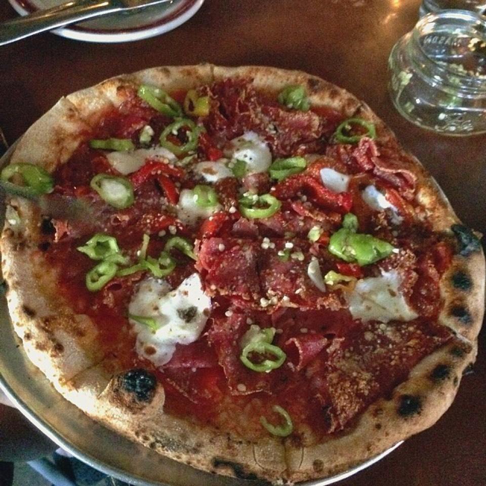 Pepperoni Pizza at Speedy Romeo on #foodmento http://foodmento.com/place/2839