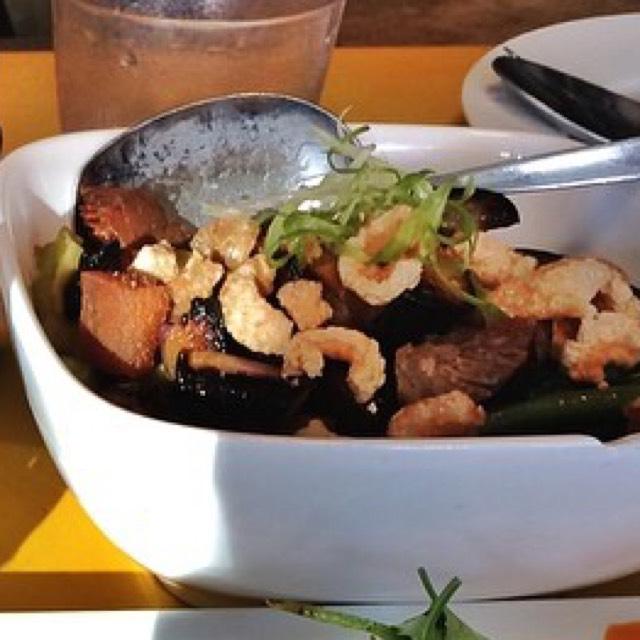 Pinakbet Salad at Jeepney Filipino Gastropub on #foodmento http://foodmento.com/place/927