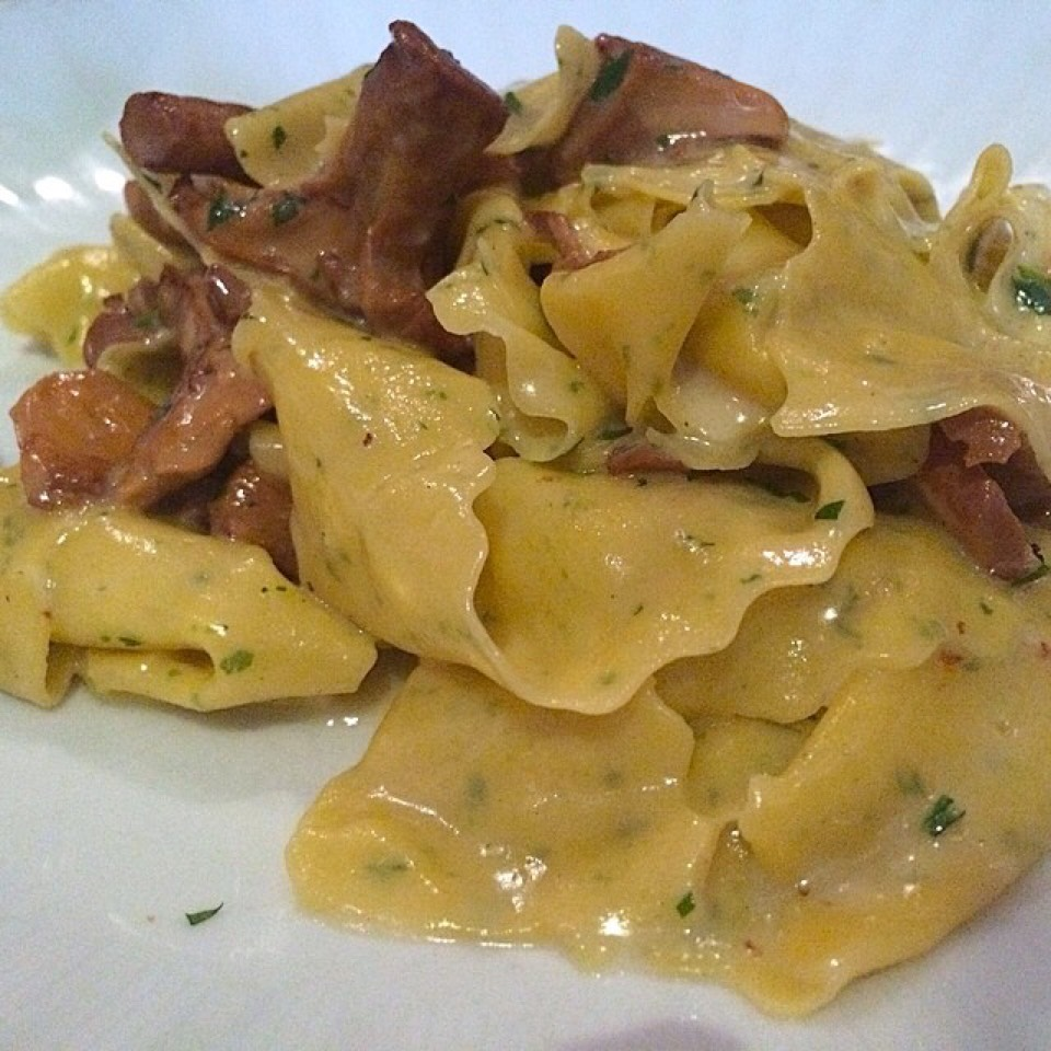 Pappardelle & Mushrooms at Savore on #foodmento http://foodmento.com/place/4725