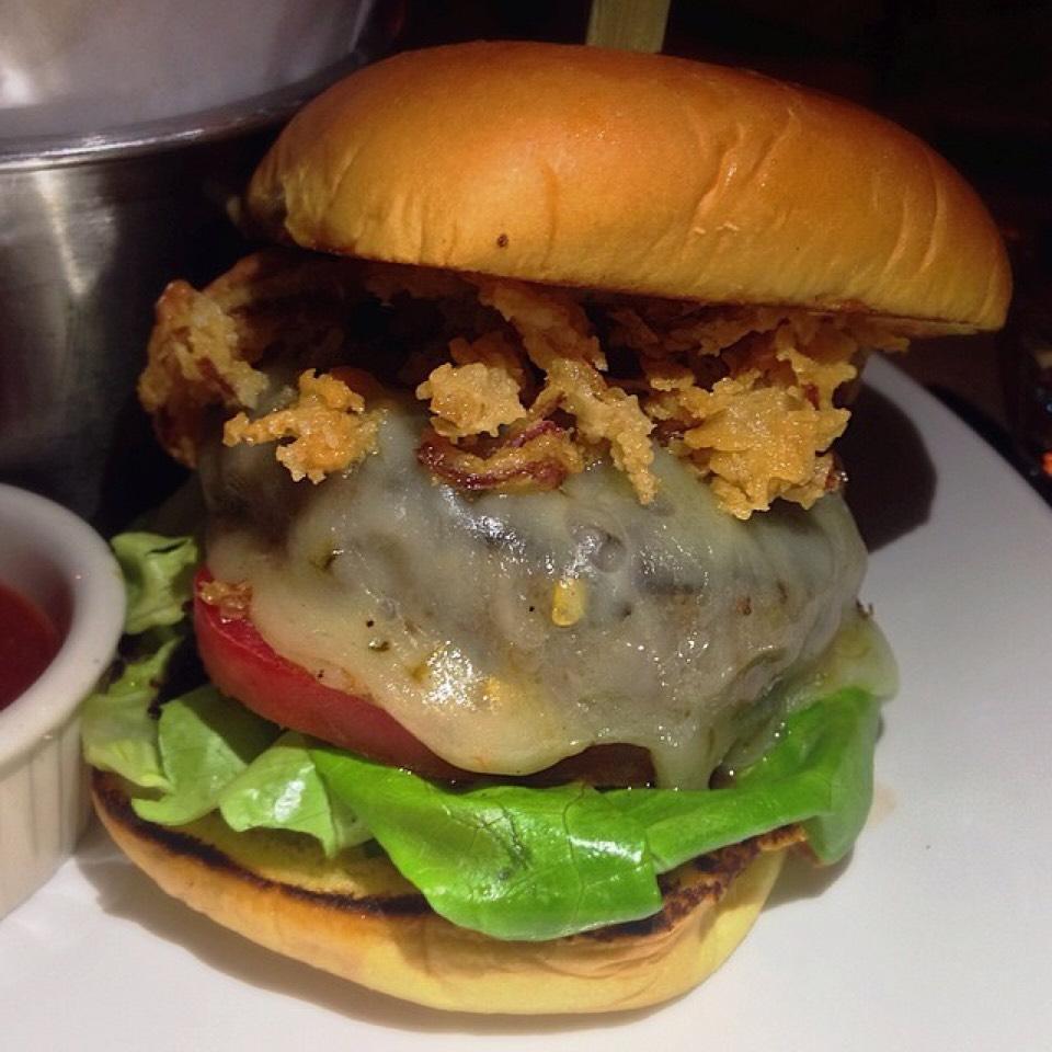 The Mercer Burger At Mercer Kitchen On Foodmento