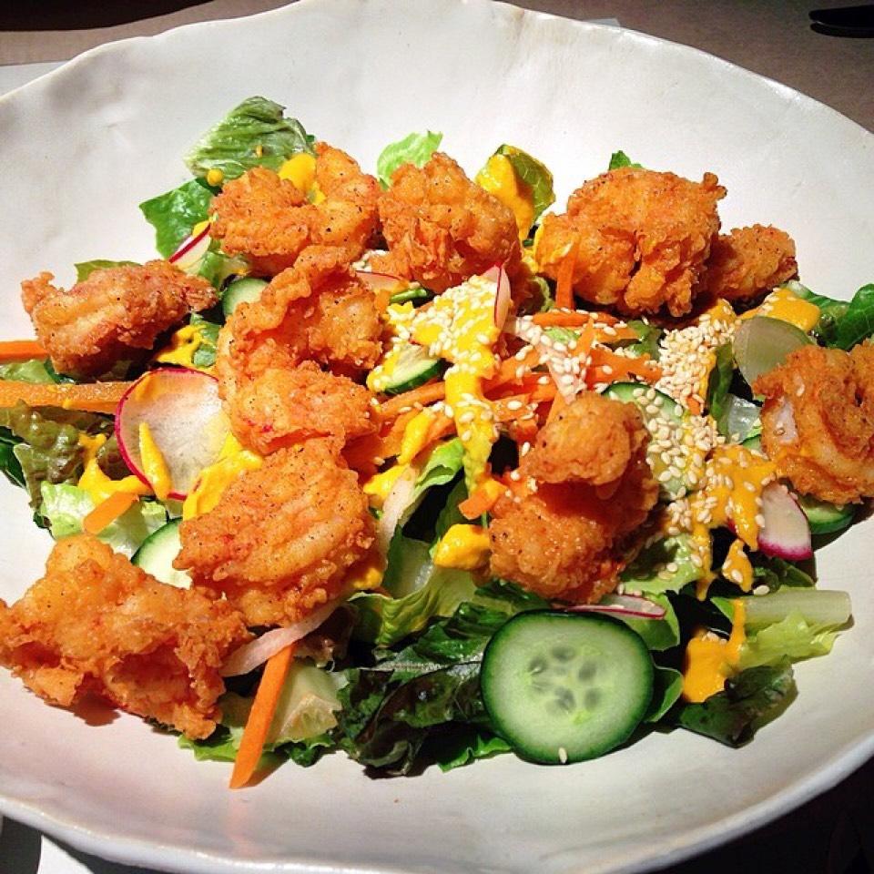Fried Shrimp Salad at ABC Kitchen on #foodmento http://foodmento.com/place/811
