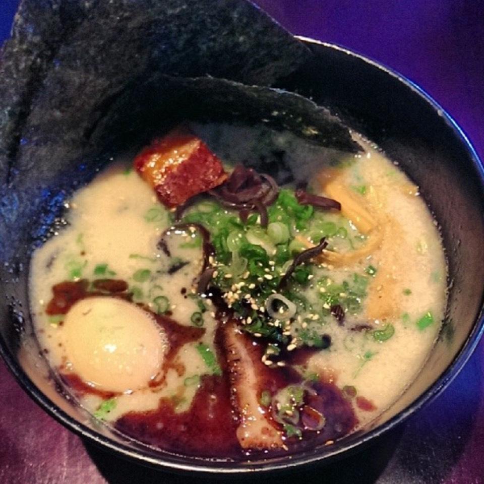 Tonkotsu Kotteri Ramen from Ramen Yamadaya on #foodmento http://foodmento.com/dish/26435