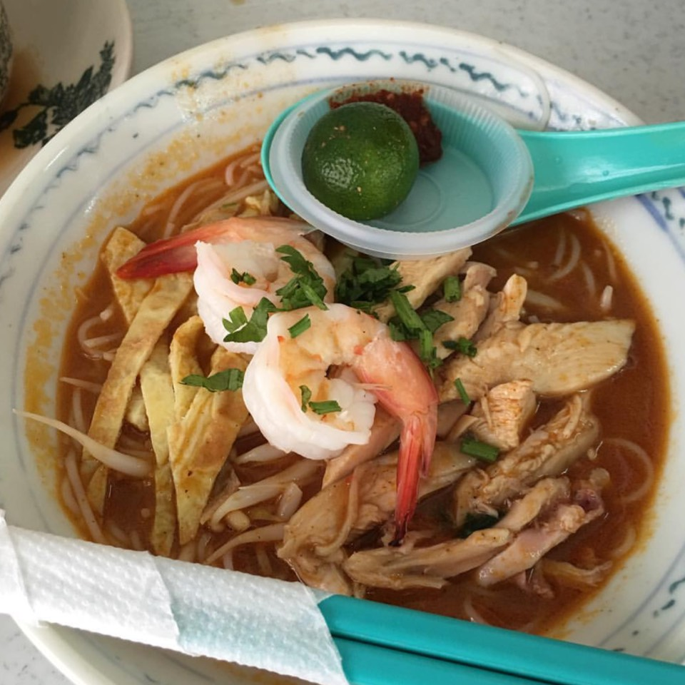 Sarawak Laksa at Choon Hui Cafe (春园) on #foodmento http://foodmento.com/place/10142