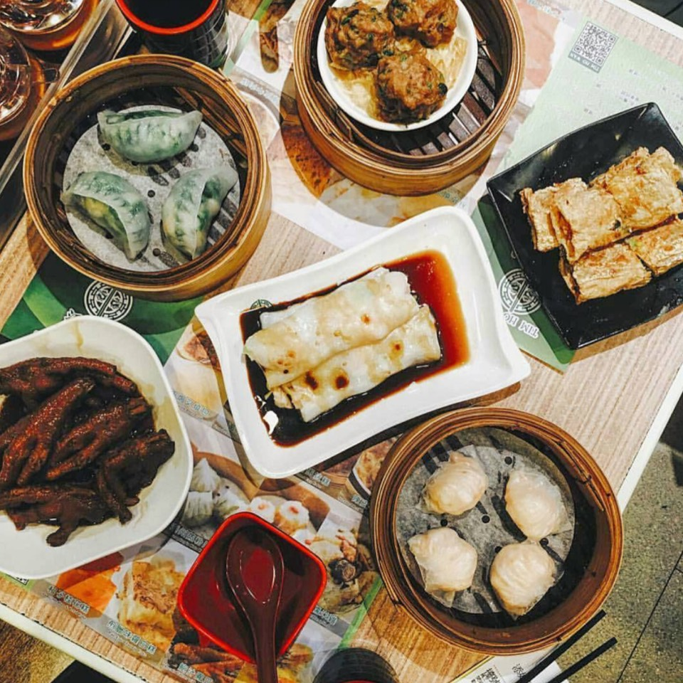 Dim Sum (Variety) at Tim Ho Wan 添好運點心專門店 on #foodmento http://foodmento.com/place/4554