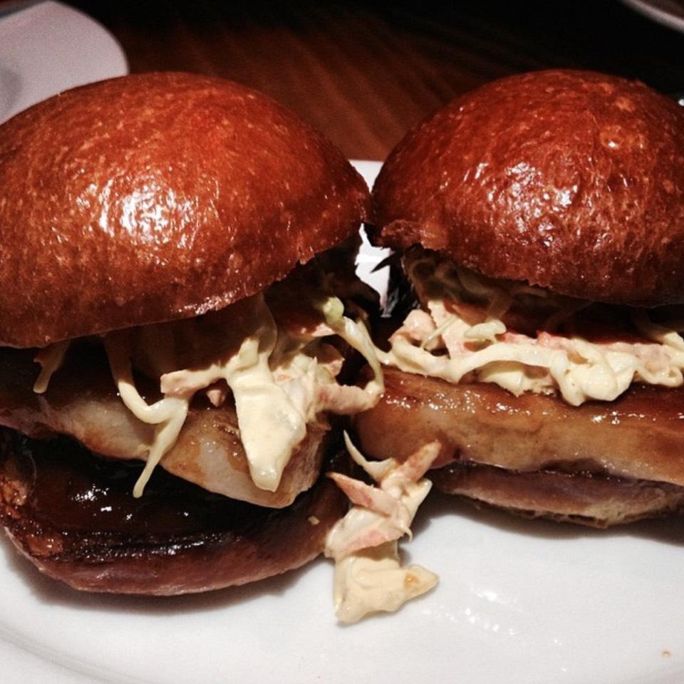 BBQ Pork Belly Sandwich from Animal on #foodmento http://foodmento.com/dish/32870