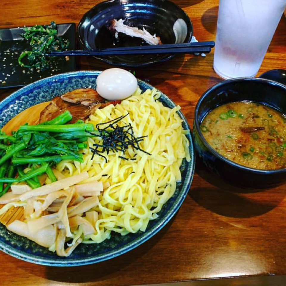 Tsukemen Ramen at Tsujita Annex on #foodmento http://foodmento.com/place/4799