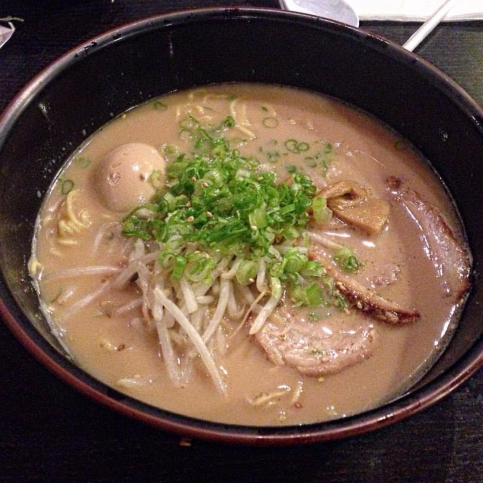 Tonkatsu Ramen from Daikokuya on #foodmento http://foodmento.com/dish/32864