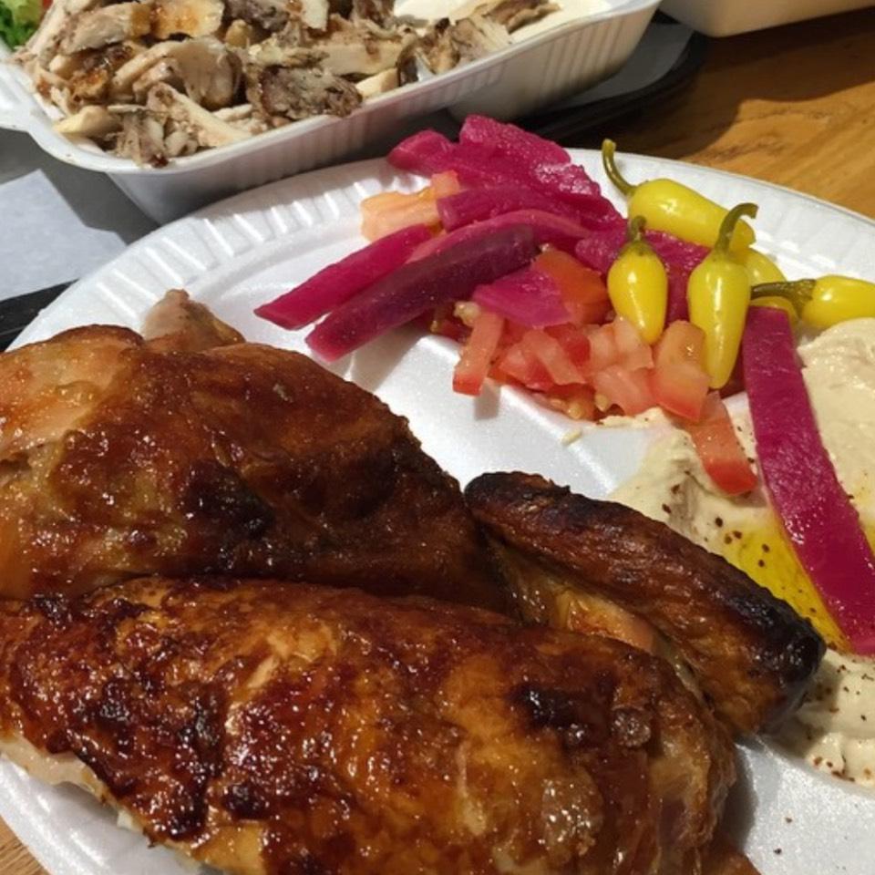 Half Chicken at Zankou Chicken on #foodmento http://foodmento.com/place/8577
