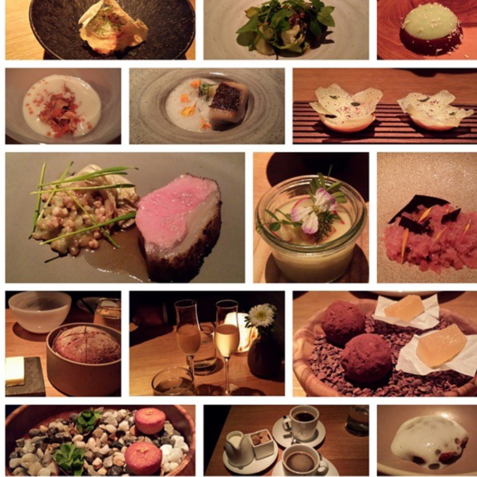 Tasting Menu at Commis on #foodmento http://foodmento.com/place/6546