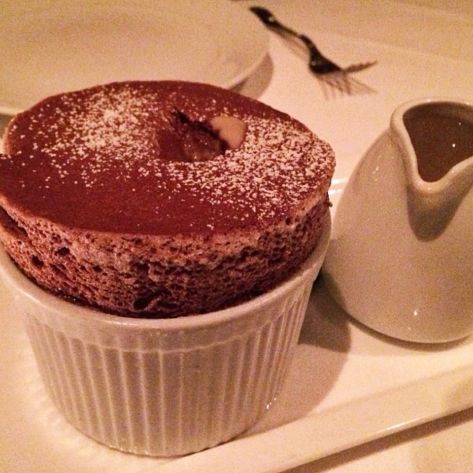Chocolate Souffle at The Village Pub on #foodmento http://foodmento.com/place/6550