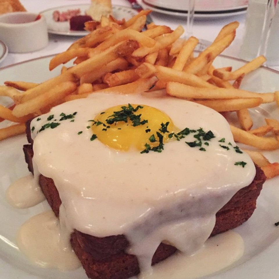 Croque Madame at Bouchon on #foodmento http://foodmento.com/place/6554
