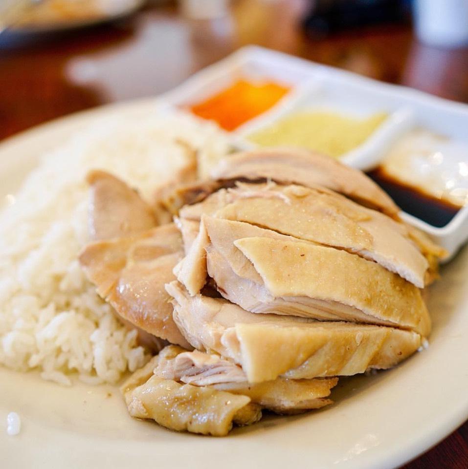 Hainanese Chicken Rice at Savoy Kitchen on Foodmento