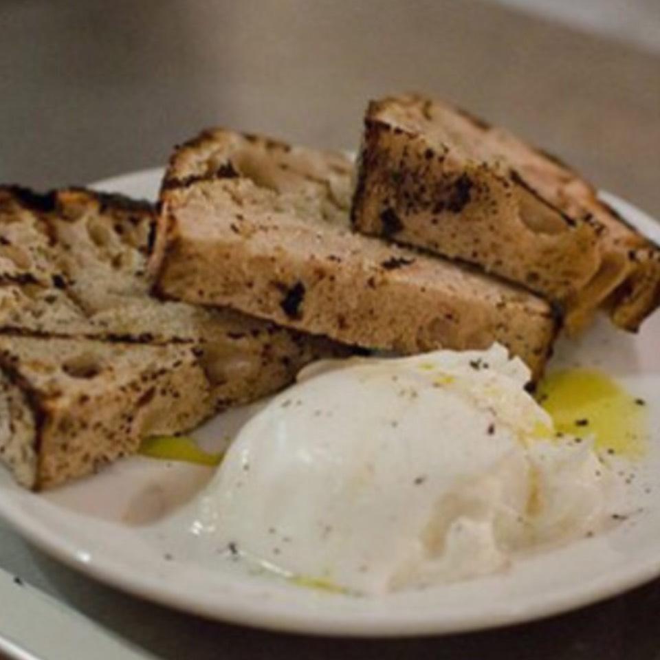 Housemade Bread, Lardo at Sotto on #foodmento http://foodmento.com/place/6644