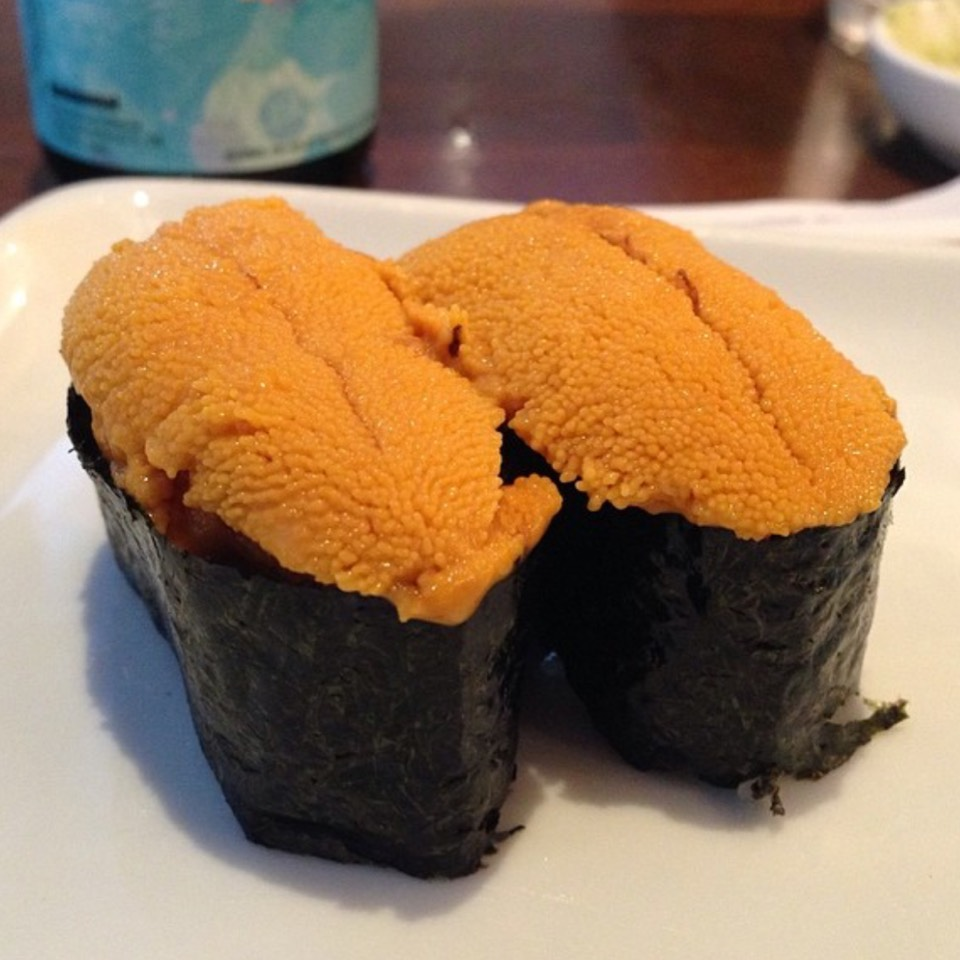Uni Sushi at SUGARFISH on #foodmento http://foodmento.com/place/689