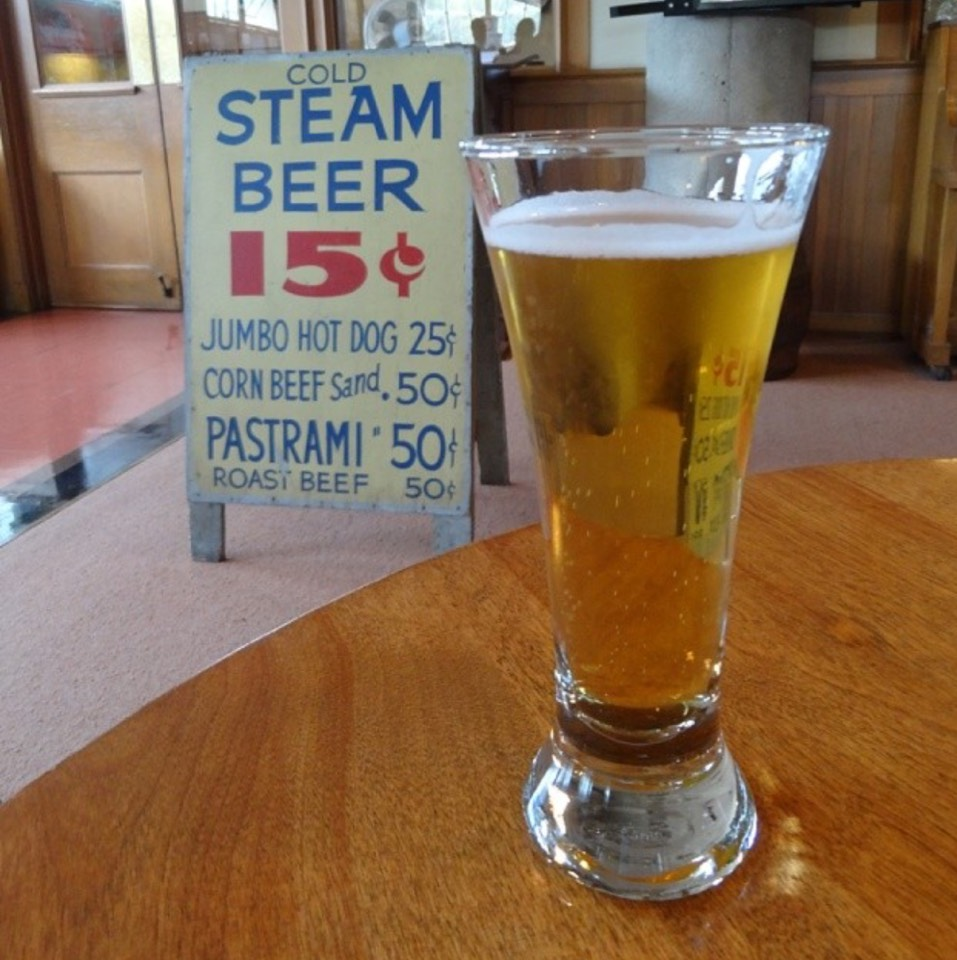 Anchor Steam® Beer at Anchor Brewing Company on #foodmento http://foodmento.com/place/6527