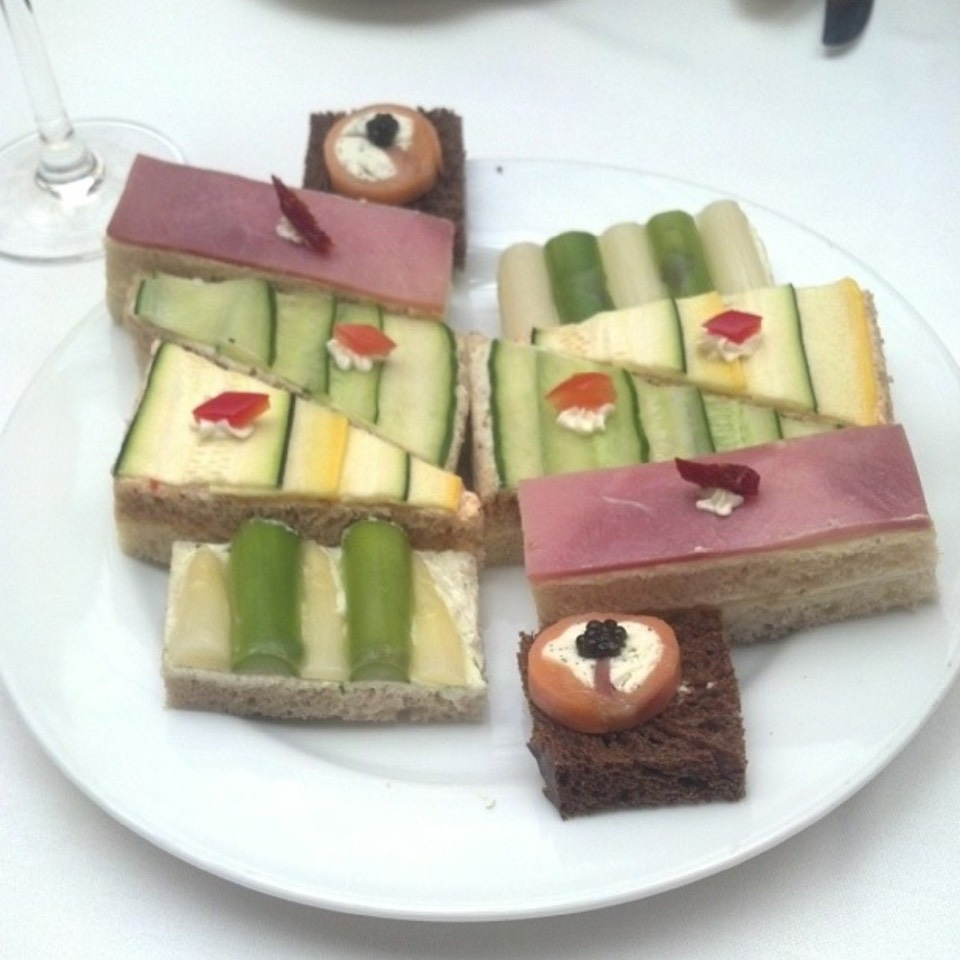 High Tea at The Garden Court on #foodmento http://foodmento.com/place/6534