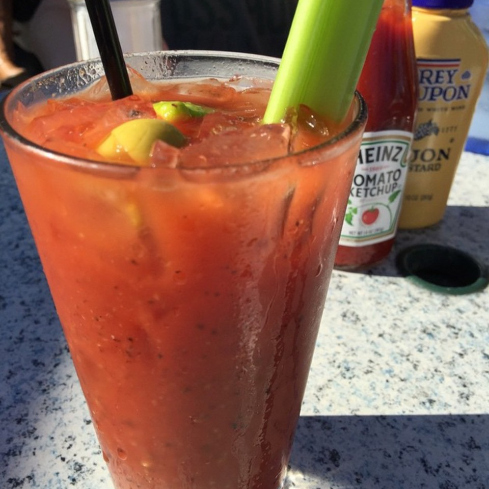 Bloody Mary at The Ramp on #foodmento http://foodmento.com/place/6535