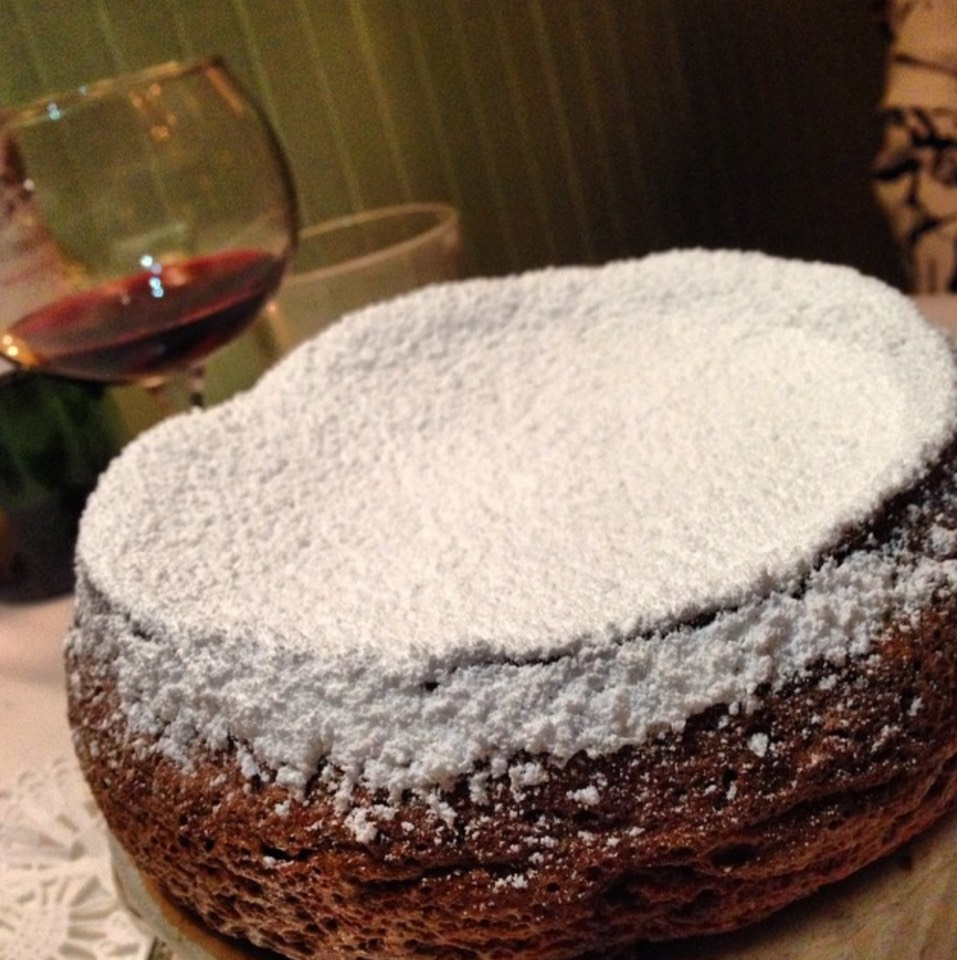 Chocolate Soufflé at Cafe Jacqueline on #foodmento http://foodmento.com/place/6649