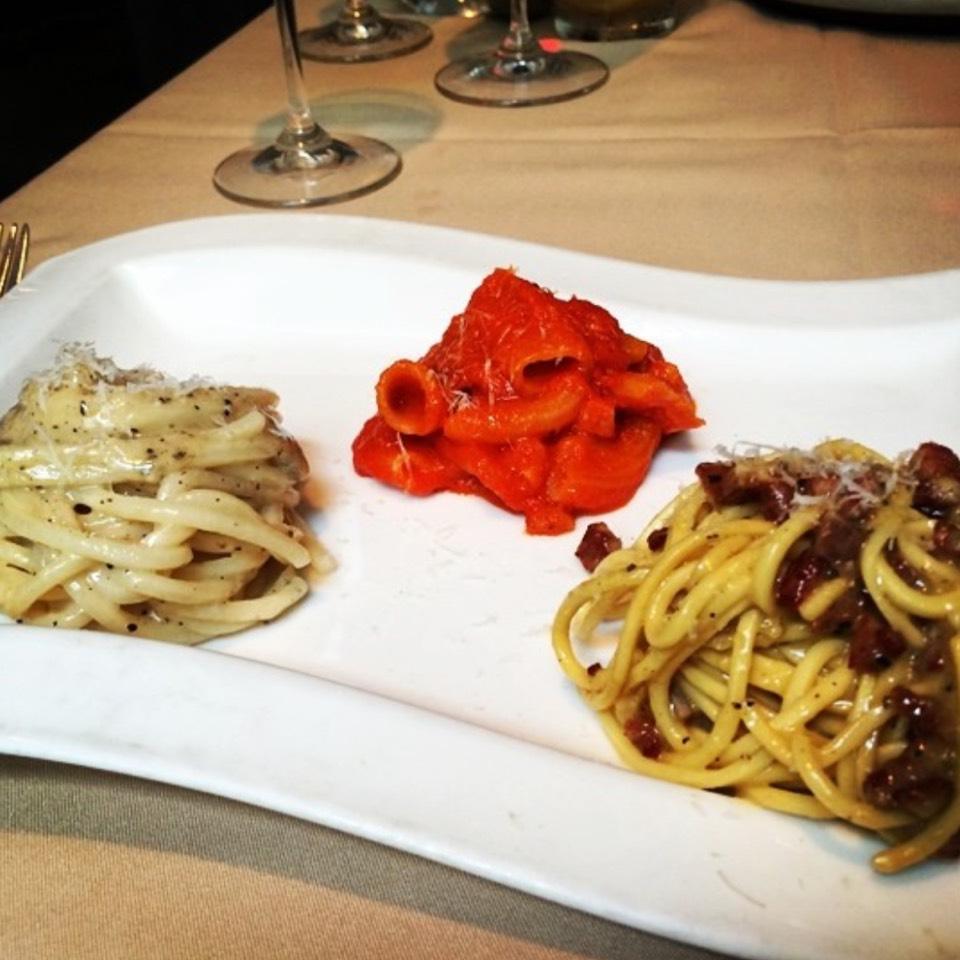 Trilogia - 3 Pastas at Chiaroscuro on #foodmento http://foodmento.com/place/6673