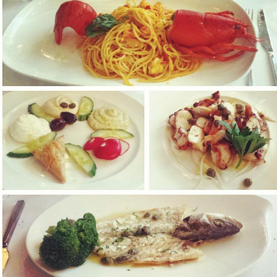 Lunch Prix Fixe at Estiatorio Milos on #foodmento http://foodmento.com/place/6680