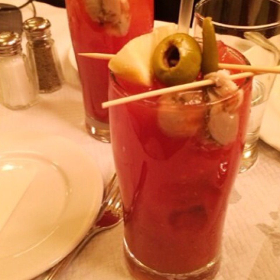 Bloody Mary - Morning Pick Me Up​ at Balthazar on #foodmento http://foodmento.com/place/425
