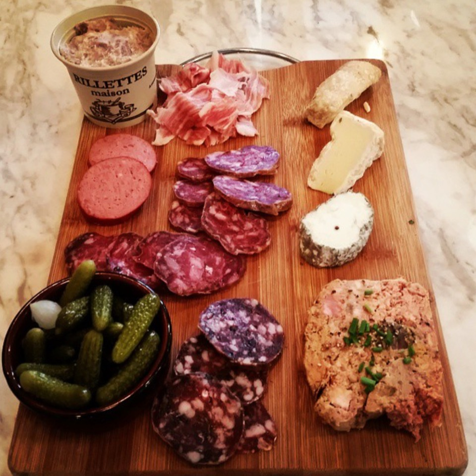 Charcuterie at Jules Bistro on #foodmento http://foodmento.com/place/8800