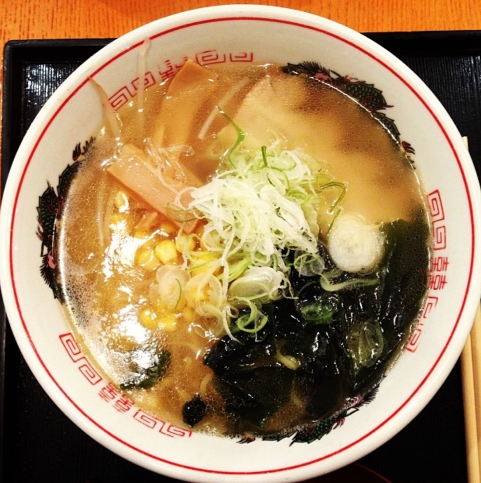Shio Ramen at Hakodate 函館 on #foodmento http://foodmento.com/place/8812