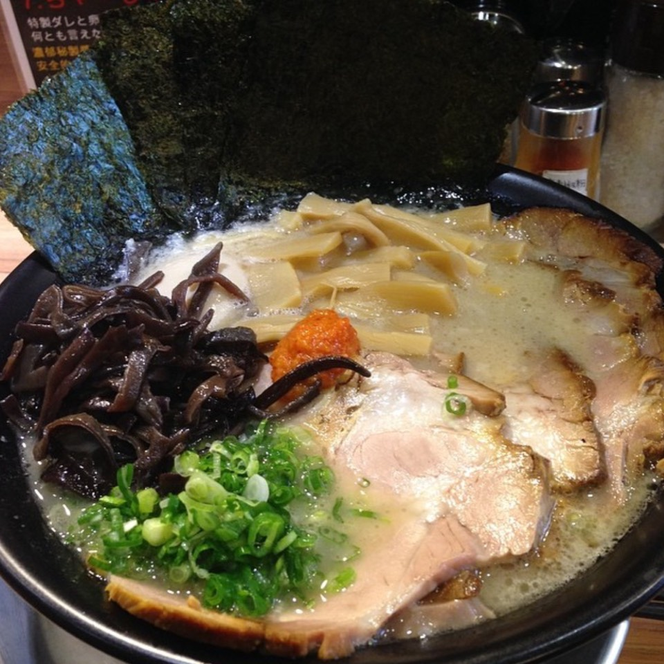 Hong Kong's Best Ramen