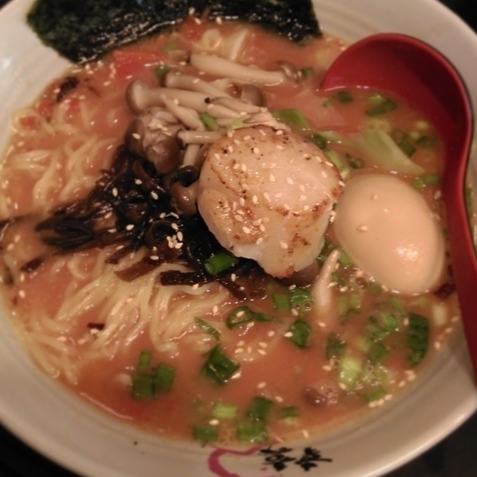 Miso Ramen at Yukitei Ramen 幸亭拉麵 on #foodmento http://foodmento.com/place/8815