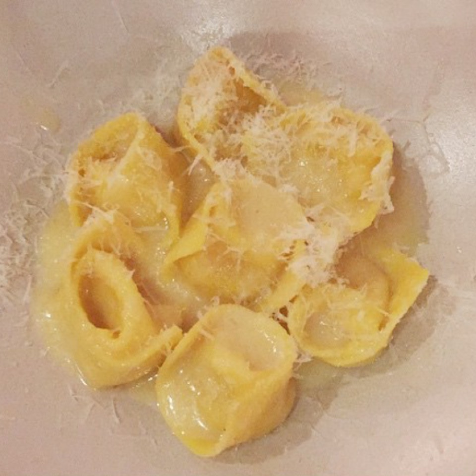 Tortellini In Brodo at Alimento on #foodmento http://foodmento.com/place/8391