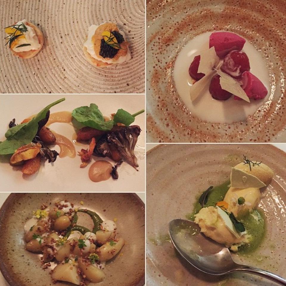 Tasting Menu at Alma on #foodmento http://foodmento.com/place/8547