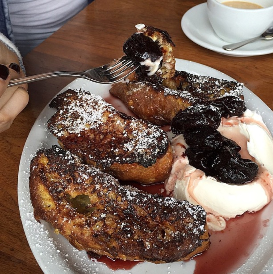 French Toast (Brunch) at Canele Restaurant on #foodmento http://foodmento.com/place/8548