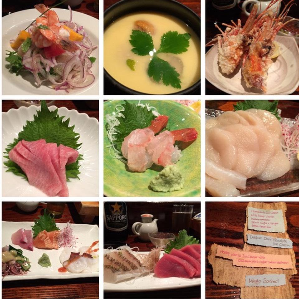 Kiriko's Omakase at Kiriko Sushi on #foodmento http://foodmento.com/place/8554