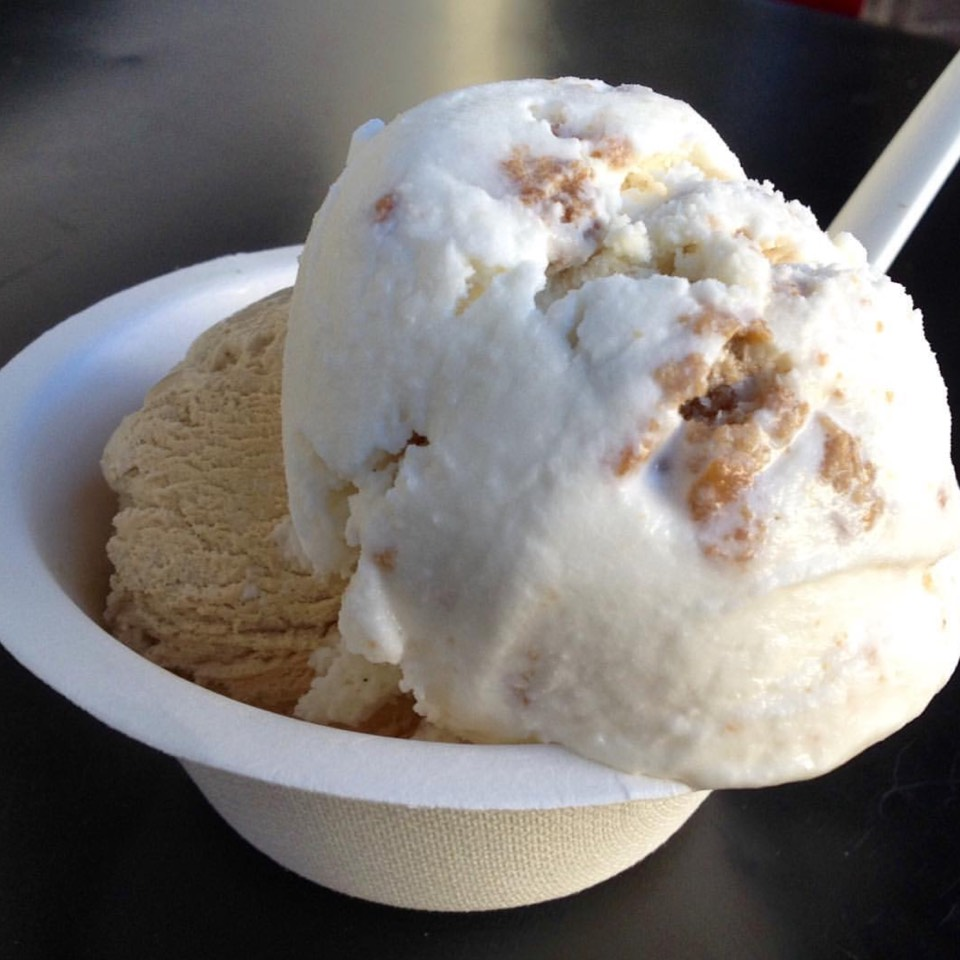 Secret Breakfast Ice Cream at Humphry Slocombe on #foodmento http://foodmento.com/place/2521