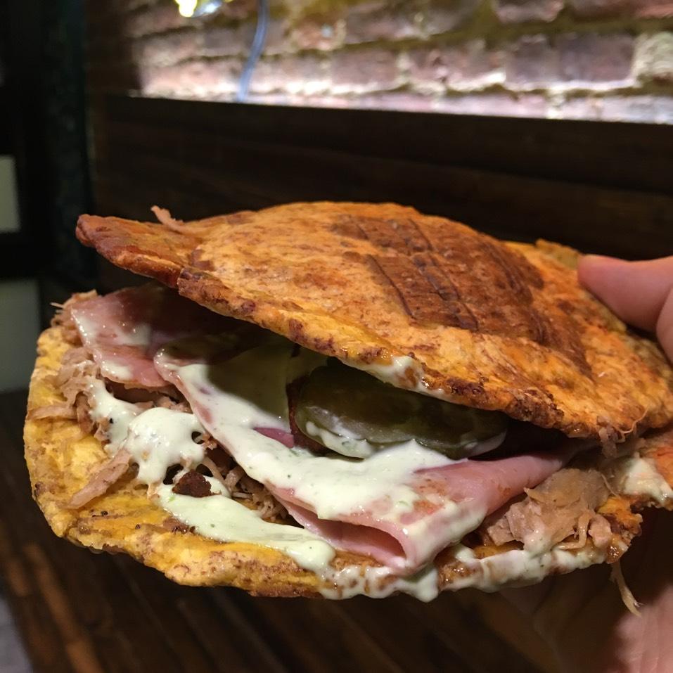Patacon Cubano at Patacon Pisao on #foodmento http://foodmento.com/place/10163