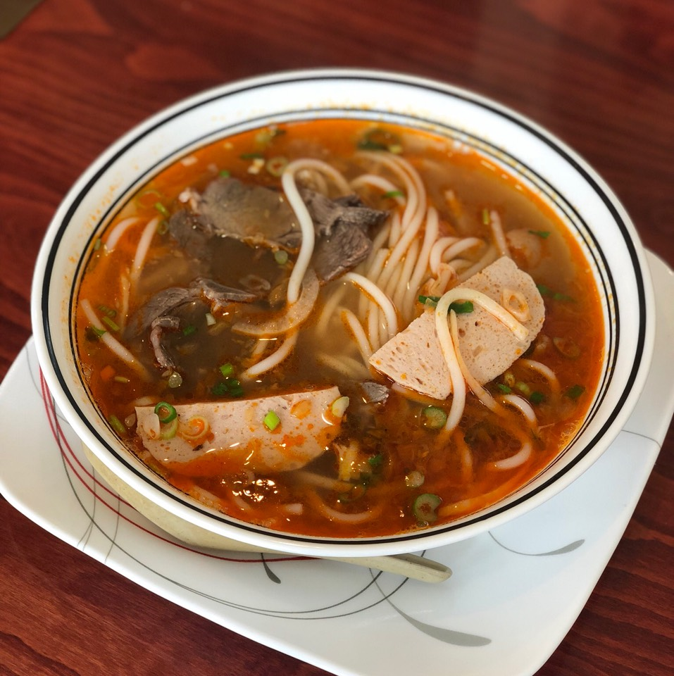 Bun Bo Hue at Little Saigon Pearl on #foodmento http://foodmento.com/place/10475
