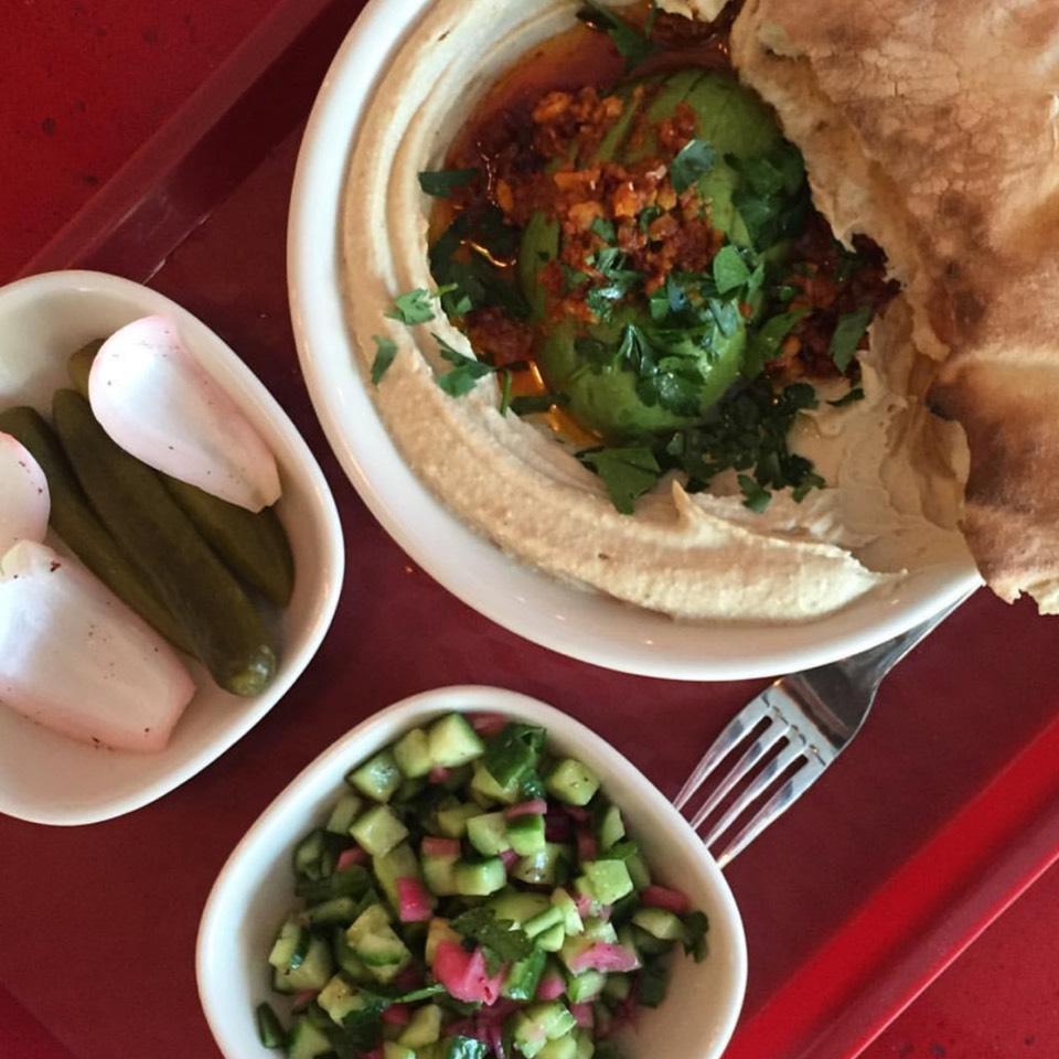 Tehina Hummus at Dizengoff on #foodmento http://foodmento.com/place/10616
