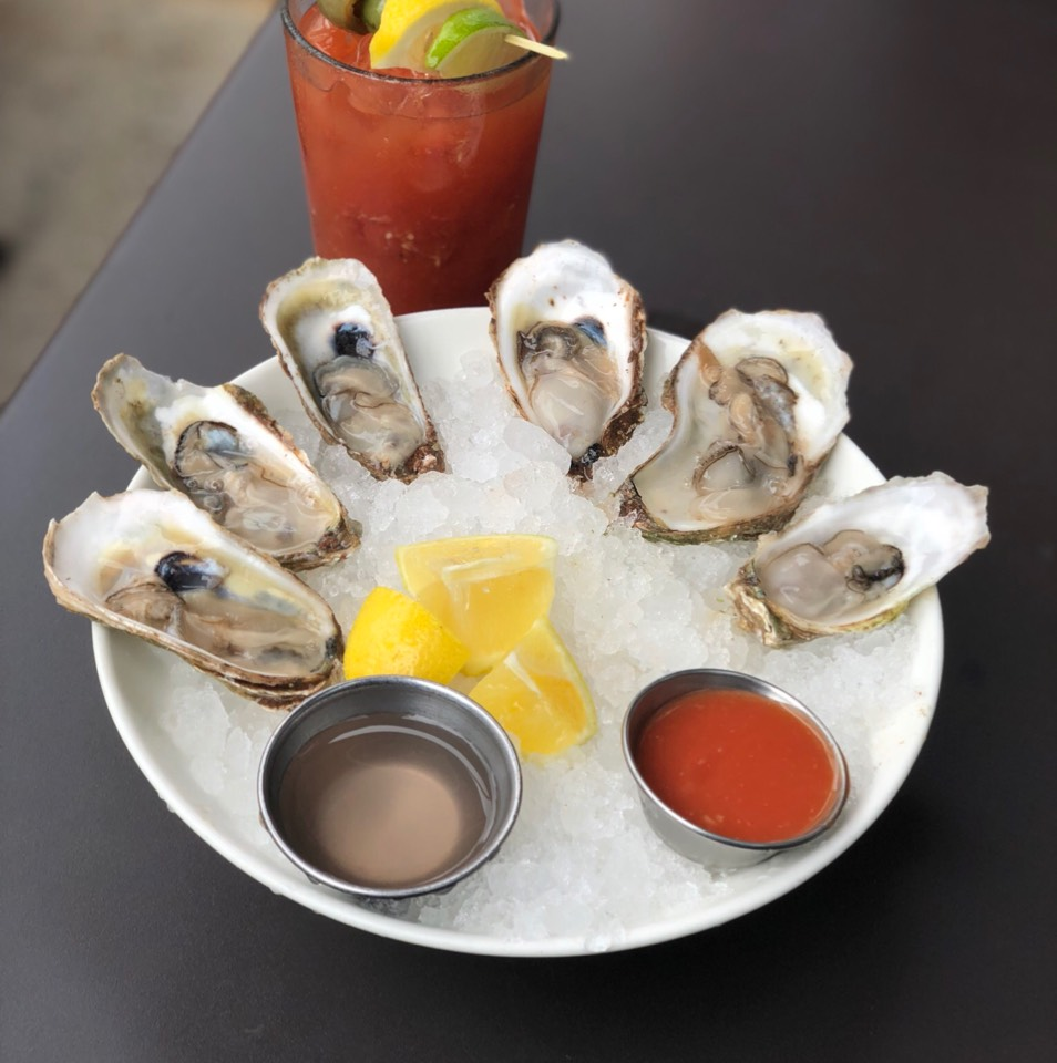 NYC: Oyster Happy Hour