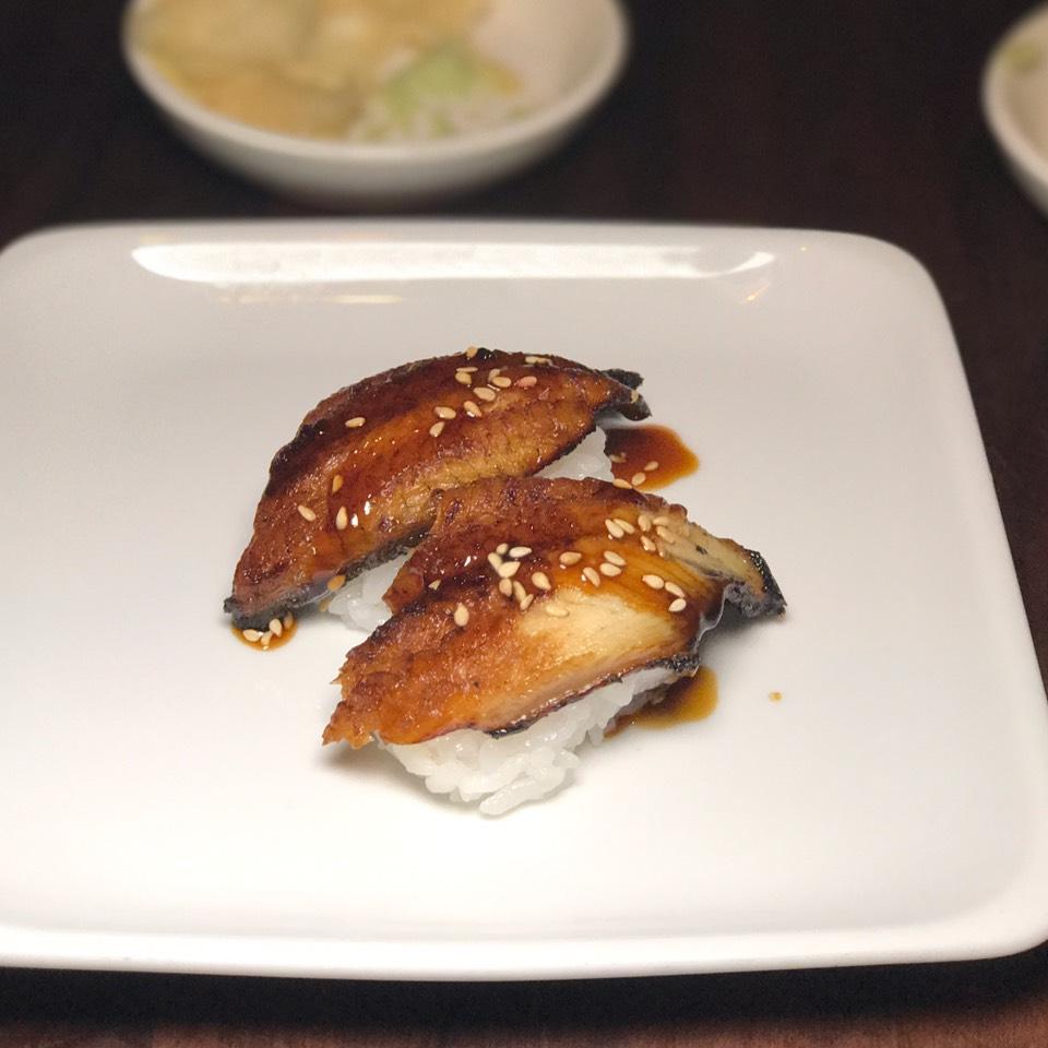 Unagi (Fresh Water Eel) at SUGARFISH on #foodmento http://foodmento.com/place/10898