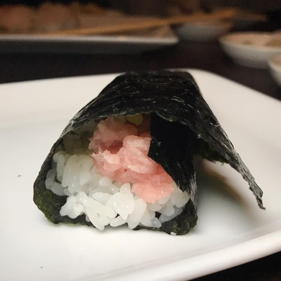 Toro Hand Roll at SUGARFISH on #foodmento http://foodmento.com/place/10898