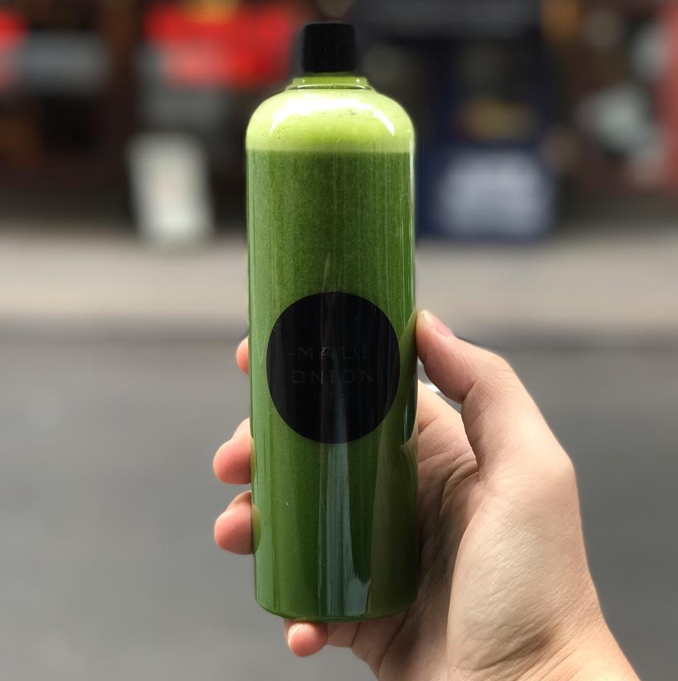Kale Spinach Apple Juice at Maui Onion on #foodmento http://foodmento.com/place/10964