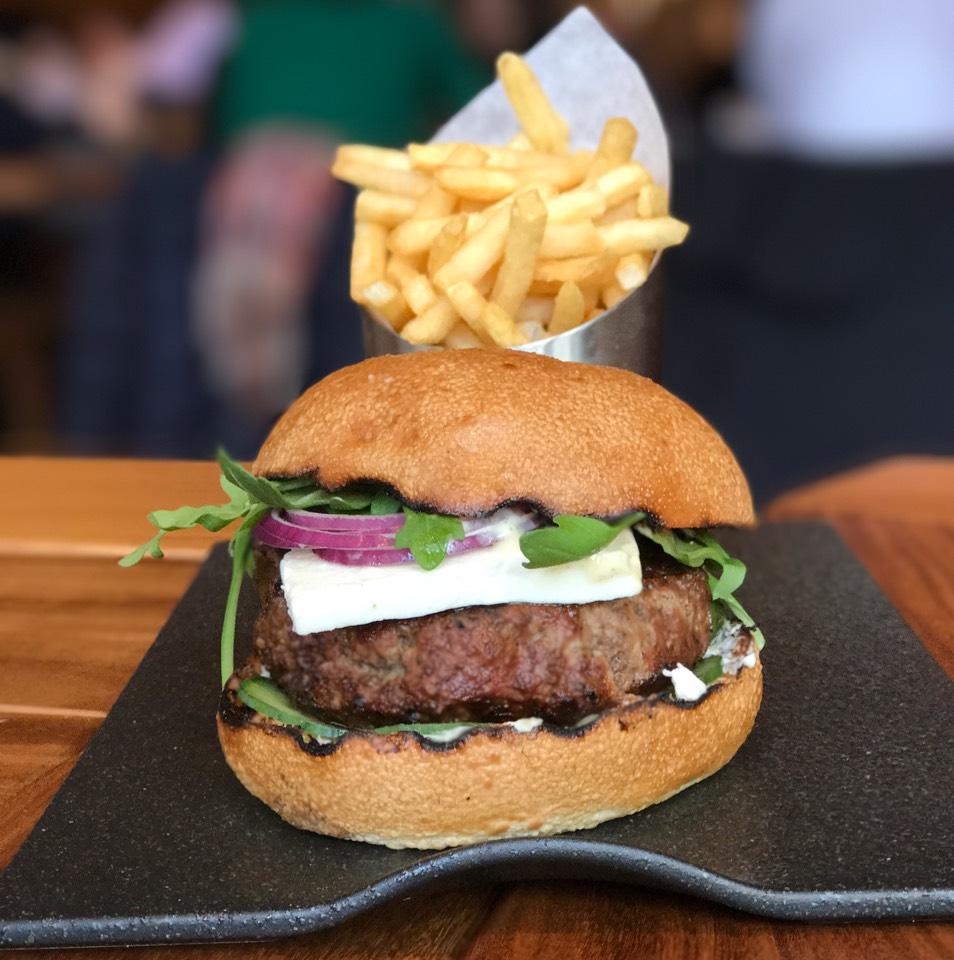 Lamb Burger at Coffeemania on #foodmento http://foodmento.com/place/11064