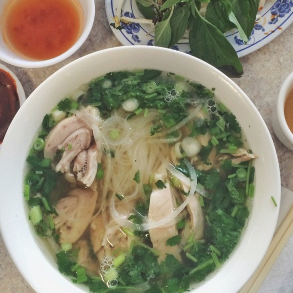 Pho Ga (Chicken) at Pho Nguyen Hue on #foodmento http://foodmento.com/place/11142