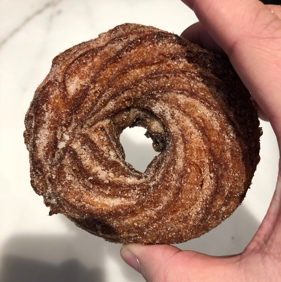 Cinnamon Cruller at Daily Provisions on #foodmento http://foodmento.com/place/11332