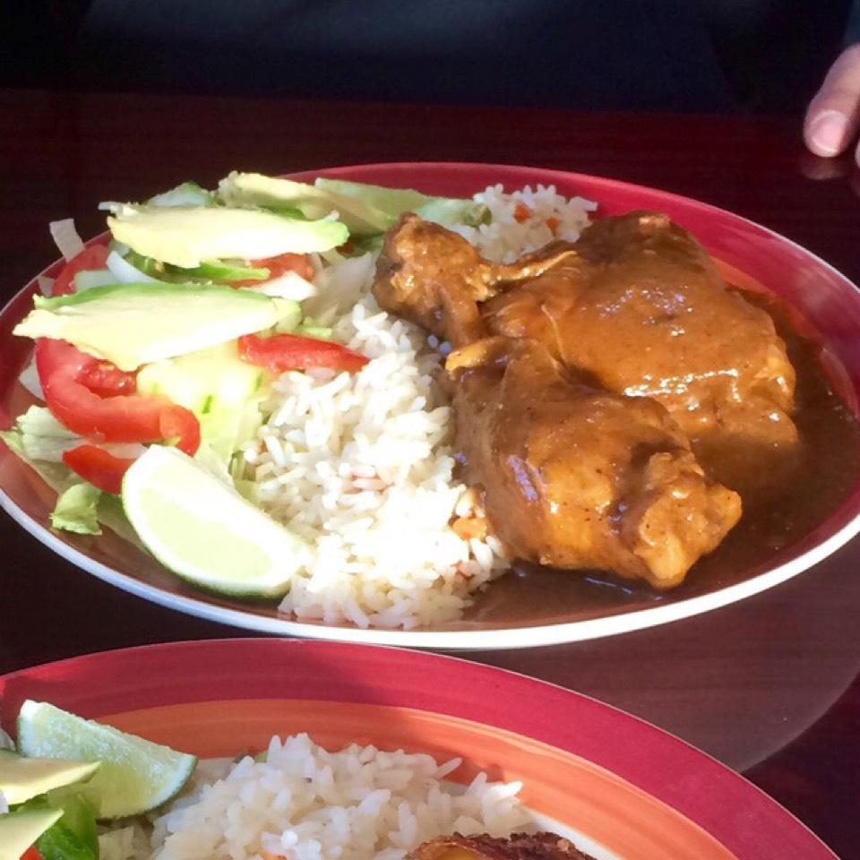Pepian De Pollo at Jireh Restaurant on #foodmento http://foodmento.com/place/12013
