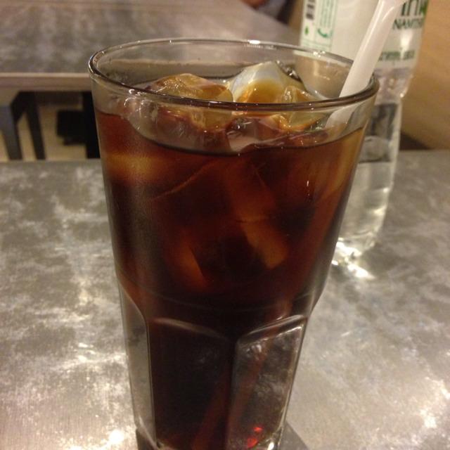 Iced Tea at ส้มตำนัว (Som Tam Nua) on #foodmento http://foodmento.com/place/1209